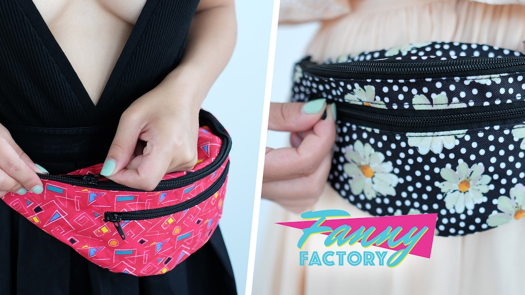 The Fanny Pack Is Back: Just Zip, Clip and Go! project video thumbnail