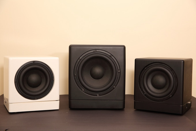 ONEwoofer.6+6 and ONEwoofer.8+8