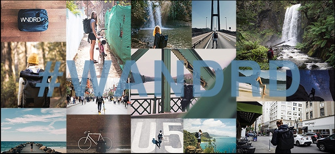 The PRVKE Pack has been delivered to over 45 different countries, and taken to even more! Tag us in your social media posts using #WANDRD so we can share in your journey.