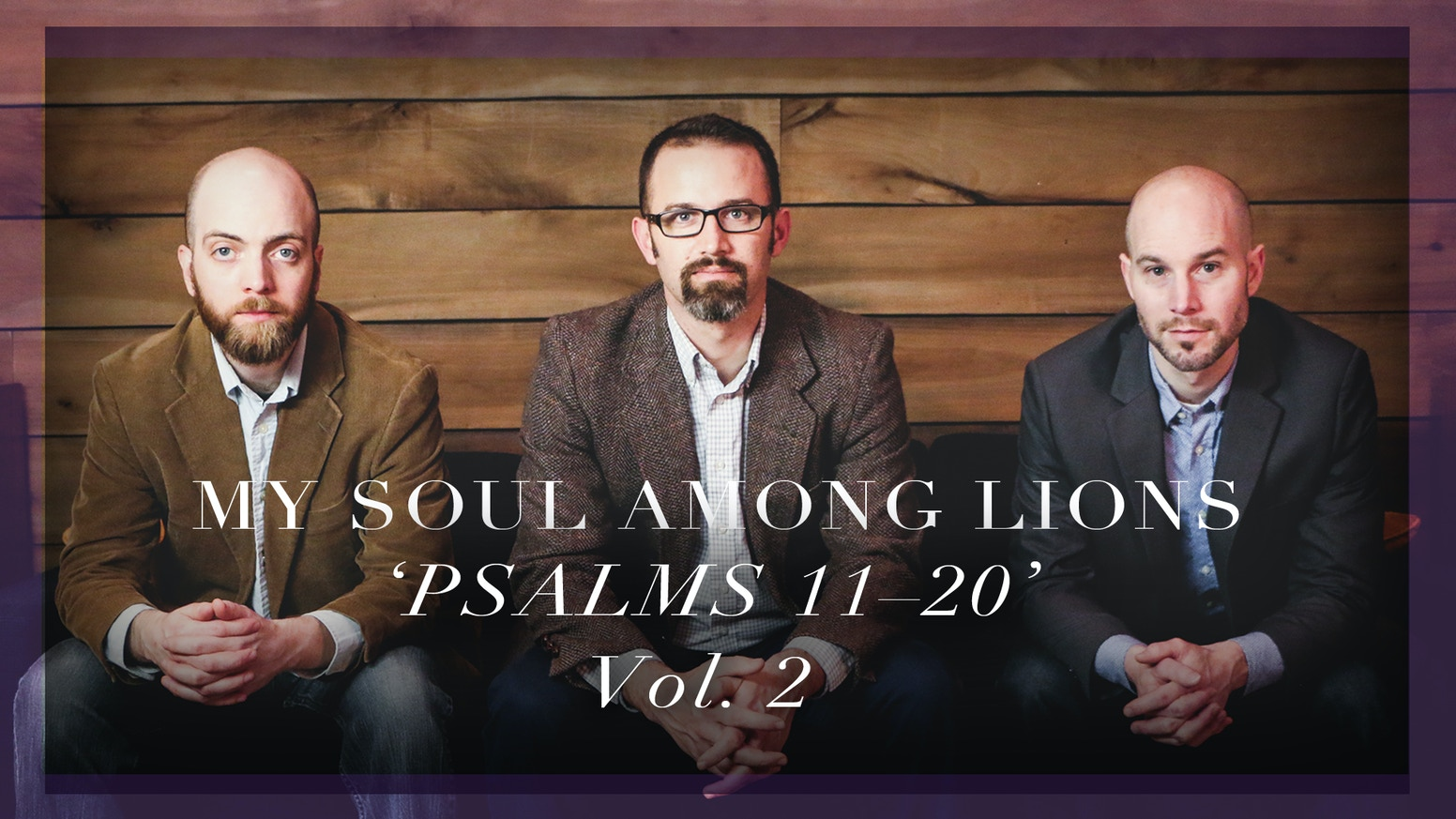 The Psalms go folk...again! Volume 2 in a crazy ambitious effort to set all 150 Psalms to music.