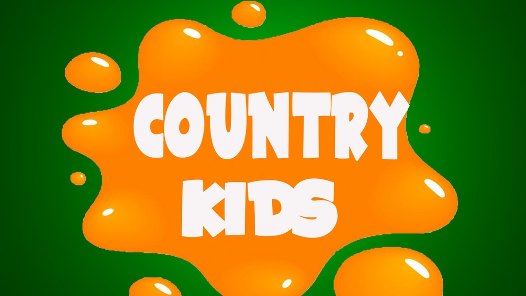 Country Kids project video thumbnail