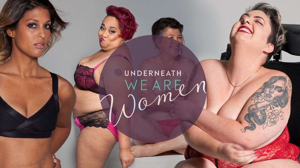 Underneath We Are Women project video thumbnail