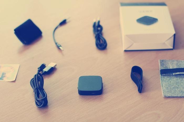 Uamp + accessories