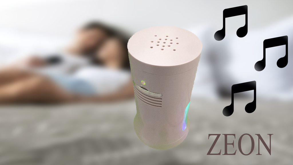 Project image for Zeon -The Smart Personal Air Purifier-Ionizer-Wireless Music