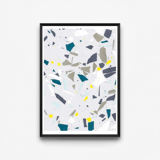 Giclee Print in Arlo Colourway