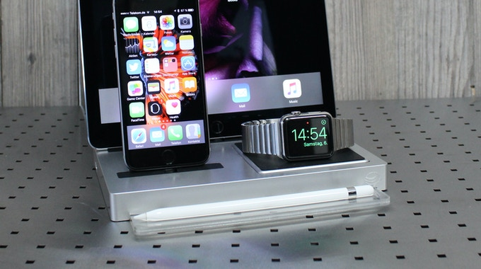 Evolus 3 The Most Versatile And Smart Charging Dock Ever
