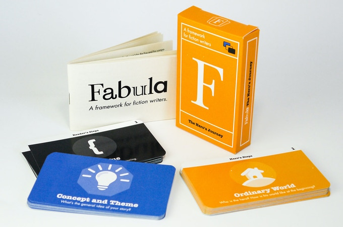 The Fabula deck