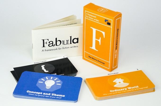 The Fabula deck