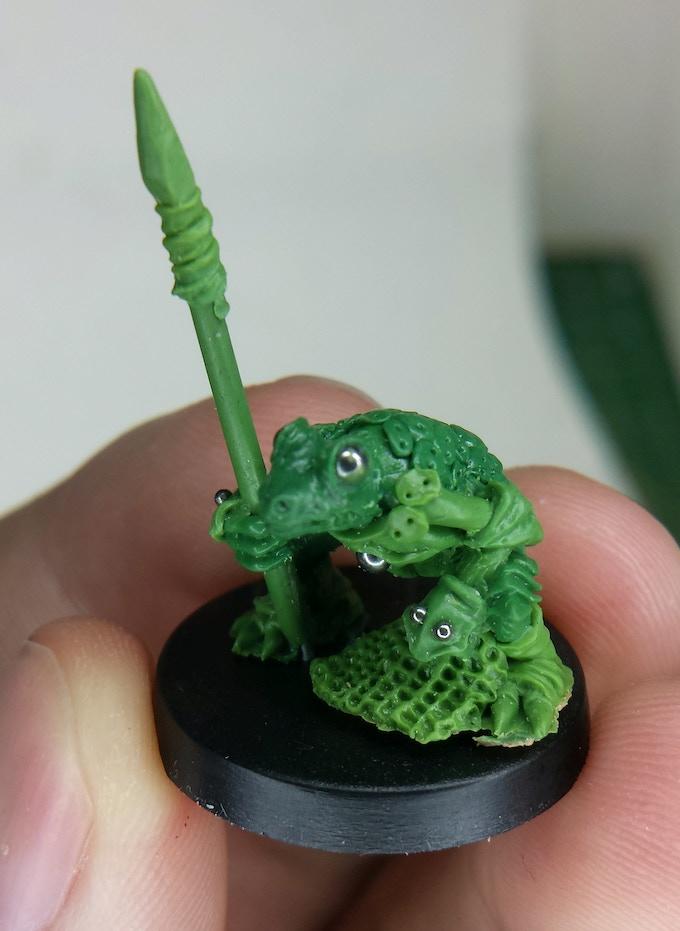 Frogling II