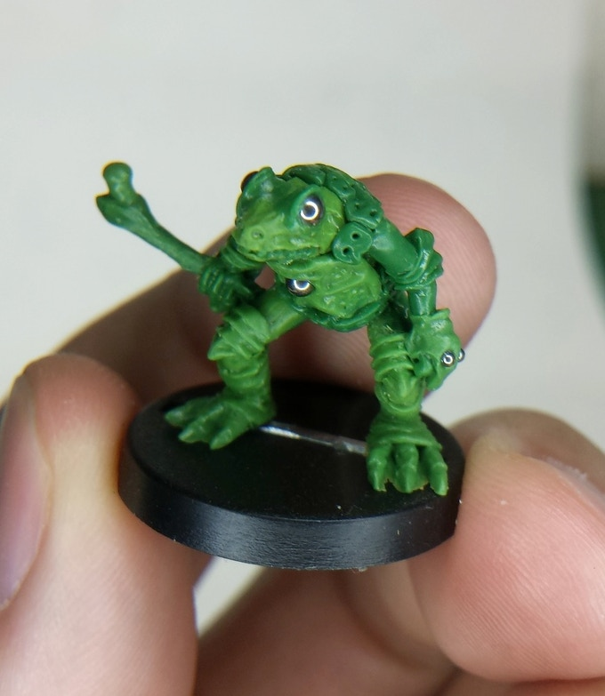 Frogling III