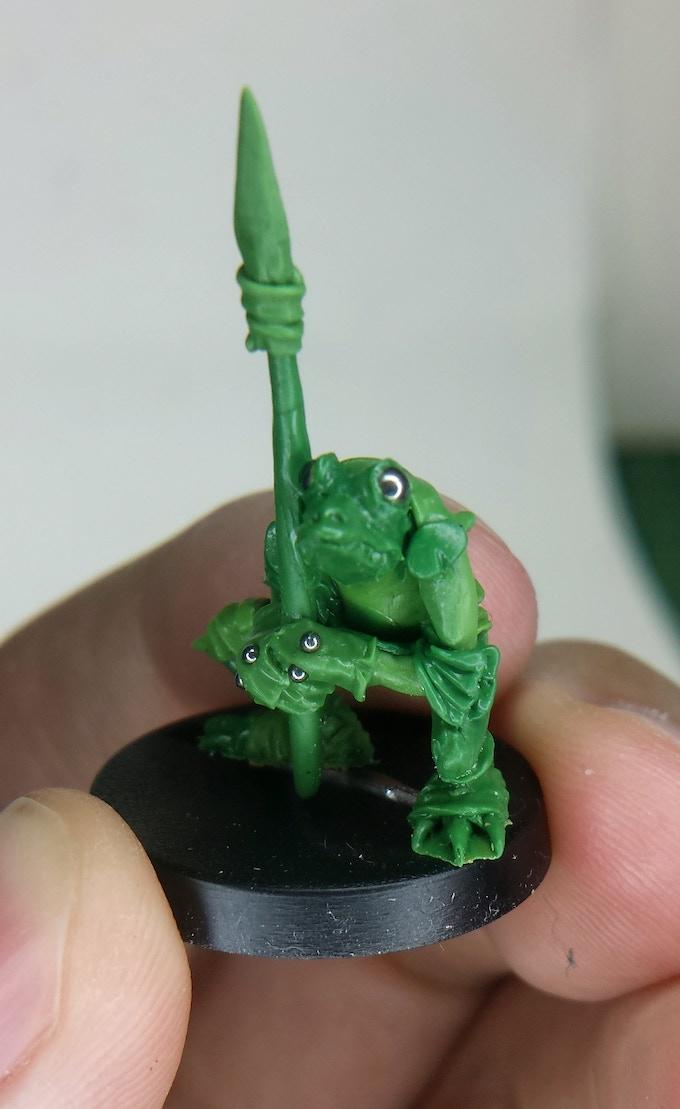 Frogling IV