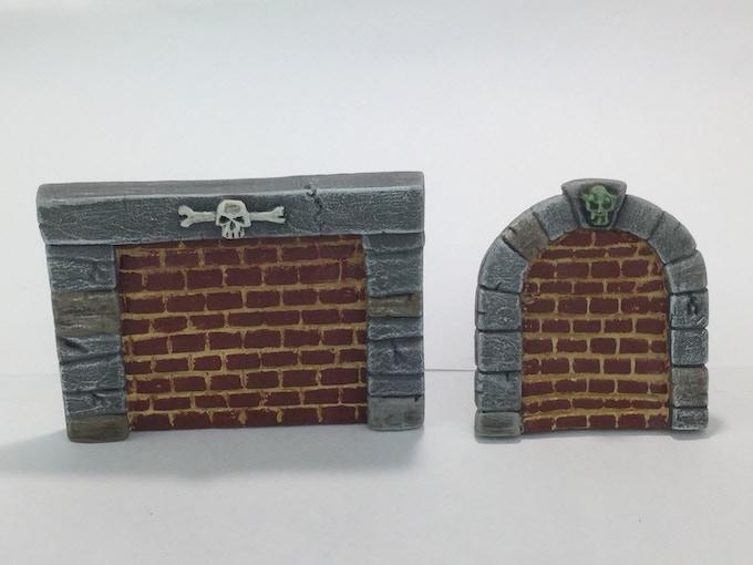 Bricked-Up Walls