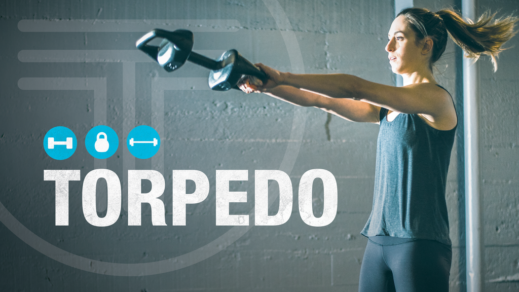 The Torpedo - The world's most versatile fitness tool project video thumbnail