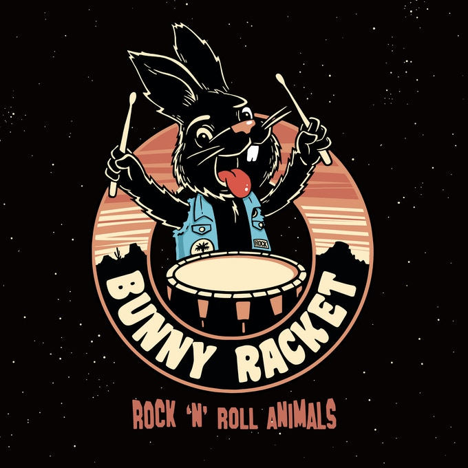 Bunny Racket's Rock'n'Roll Animals album.