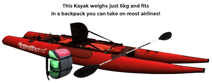 The Key To Kayacats Lightness Strength Stability And Versatility Comes Firstly From Use Of A Core Modular Inflatable Reinforced Float System