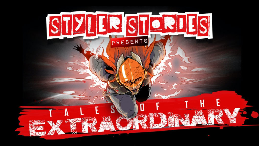 Styler Stories Presents #1: Tales of the Extraordinary project video thumbnail