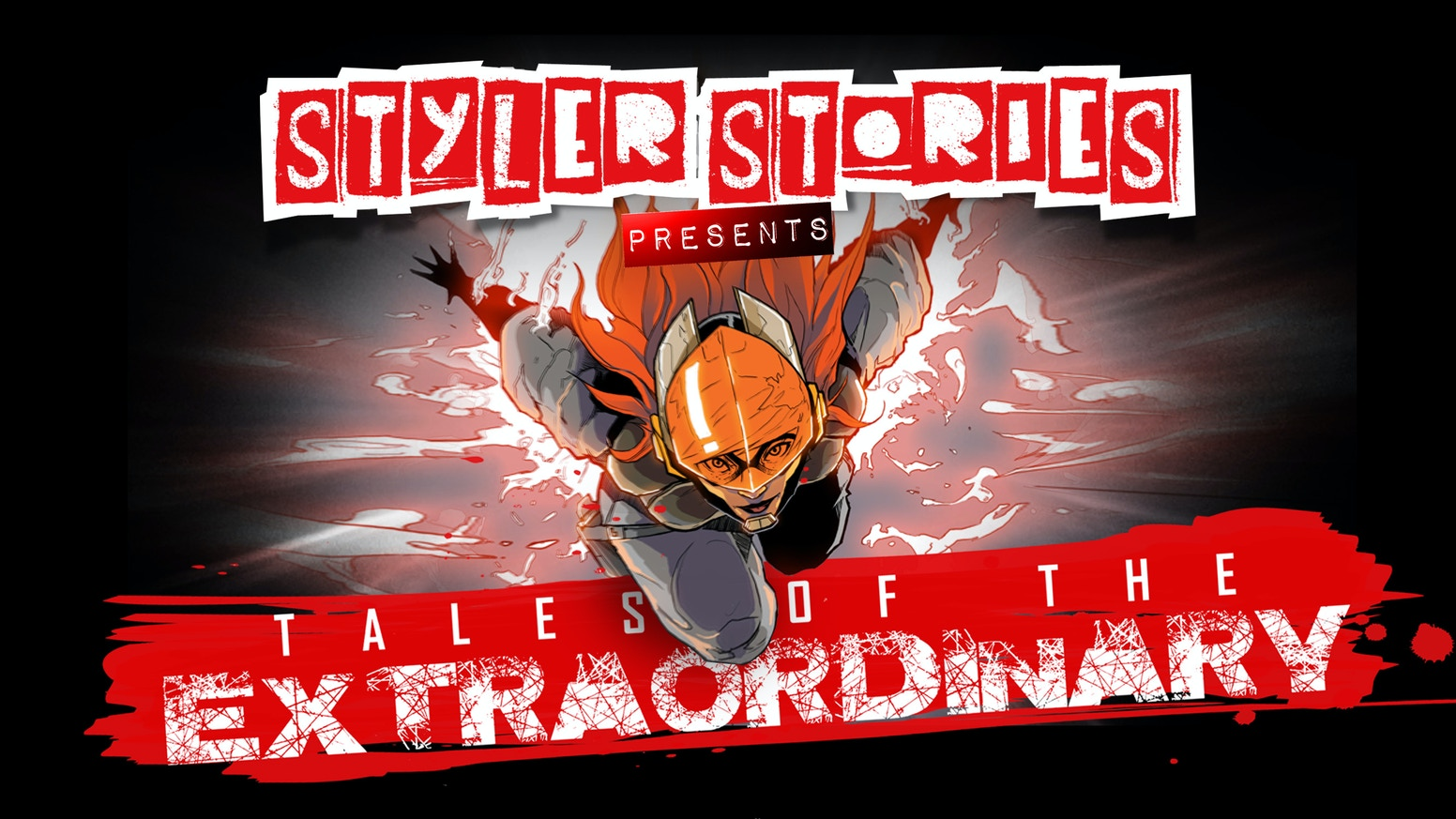 Our premier comic book anthology, featuring 3 stories by artists from around the world. Tales of adventure, suspense, & the superhuman!