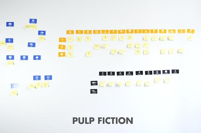 Pulp Fiction – Movie