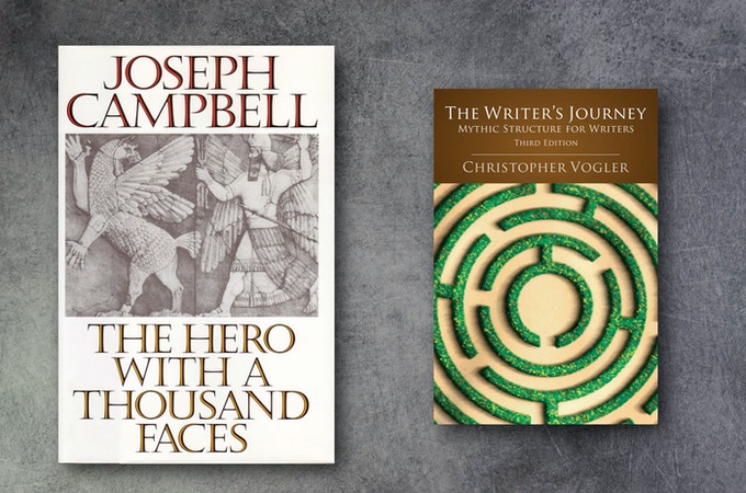 Campbell's and Vogler's Books