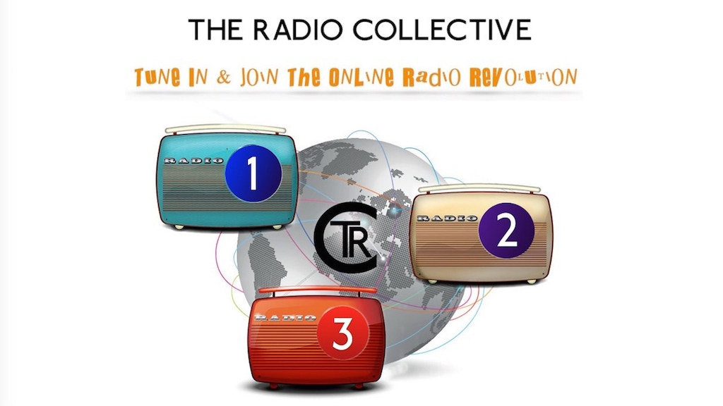 Project image for The Radio Collective; Help Turn Up The Volume In The Arts!