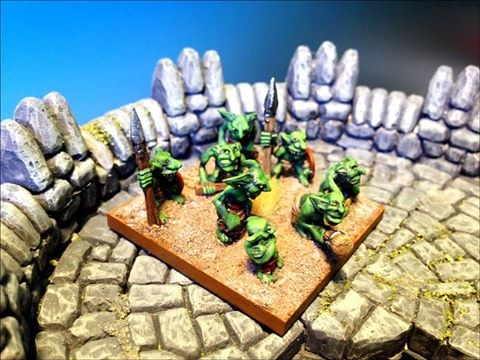 Band of Snots (Micro Goblins)