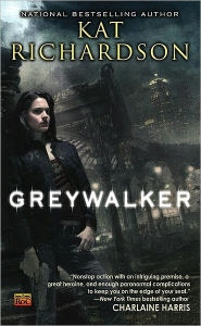 """Greywalker"" by Kat Richardson"