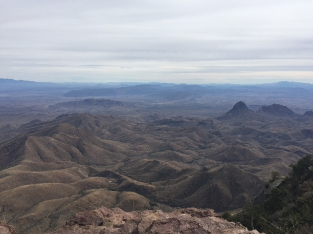 Big Bend, Frontera con México y Estados Unidos - Foto por Sarah Melendez