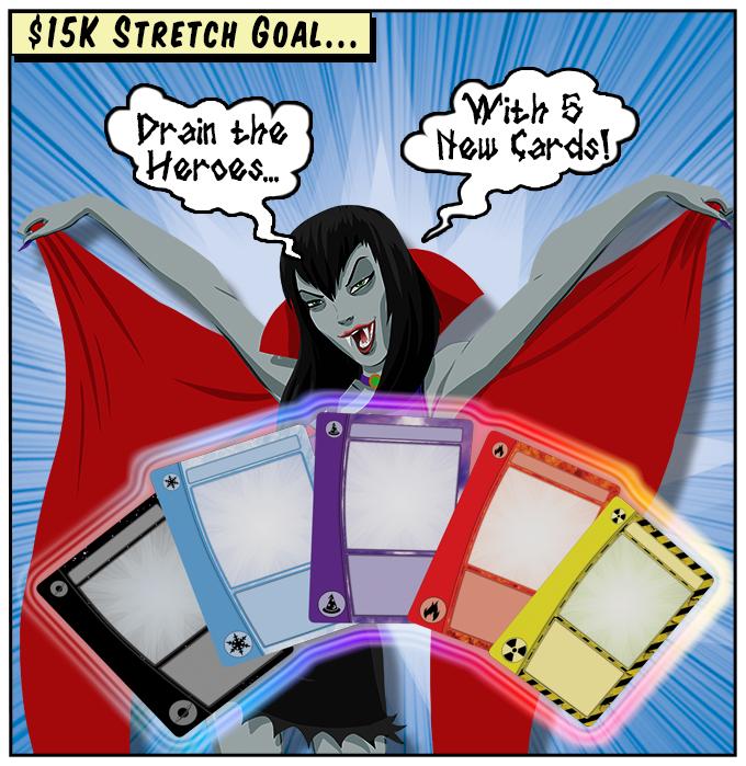 5 New Power Cards! (Art Pending)