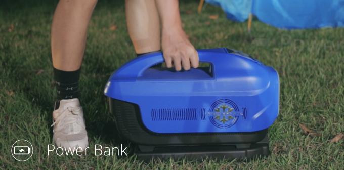 Zero Breeze The World S Coolest Portable Air Conditioner