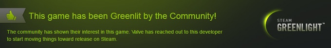 You did it: TDWL is Greenlit!