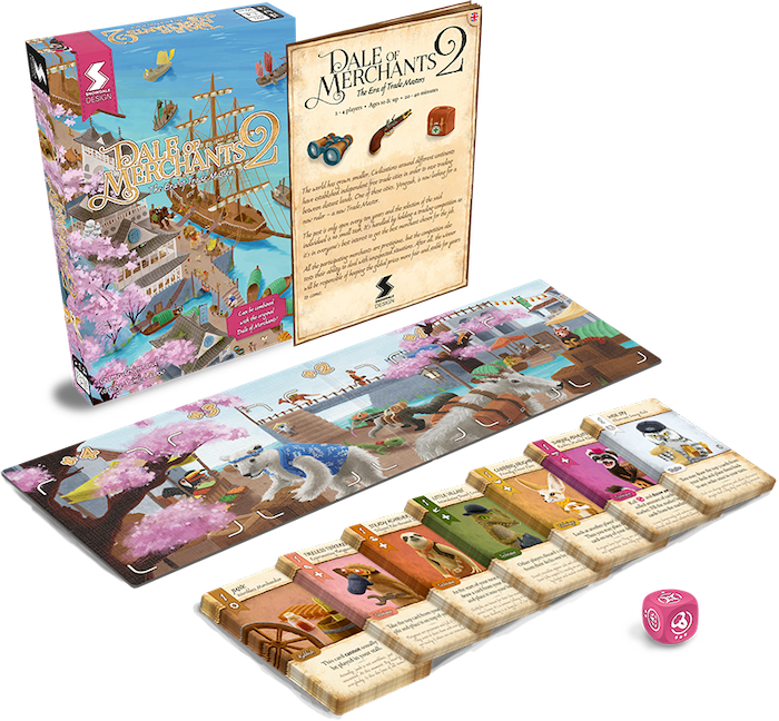 A deck building game where you tear up your deck as fast as you build it. Astounding art featuring characterful animalfolks.