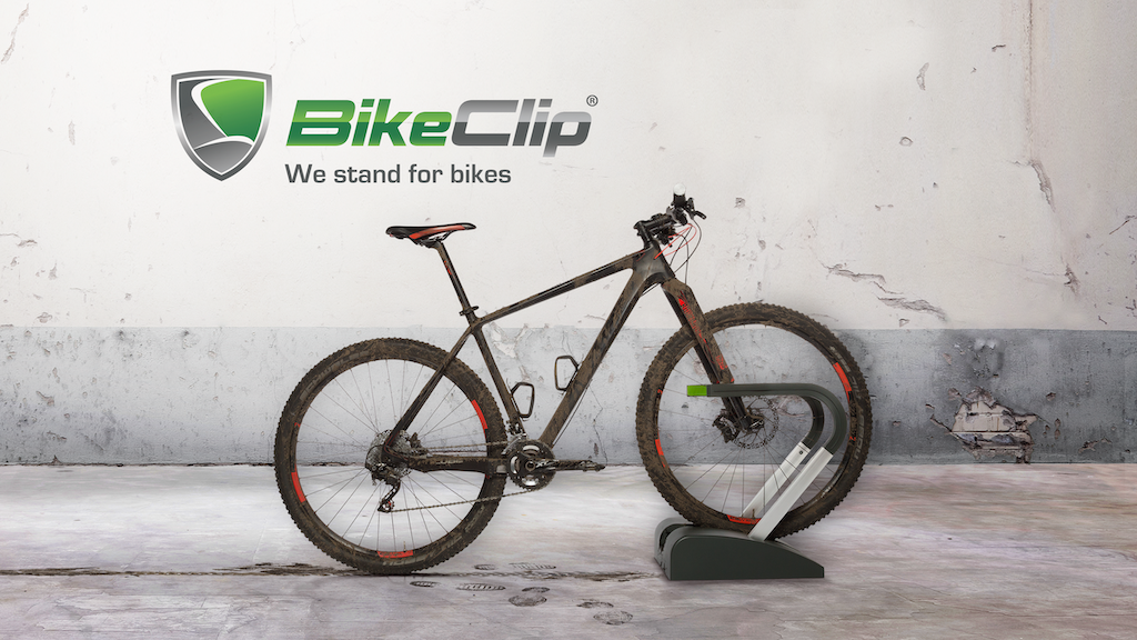 BikeClip: world's most versatile bike stand project video thumbnail