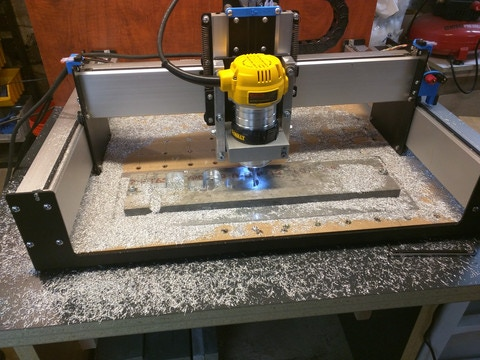 Another Messy Shapeoko 3