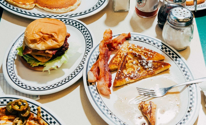 We want to record America's diners in print. We hope you'll be a part of it.