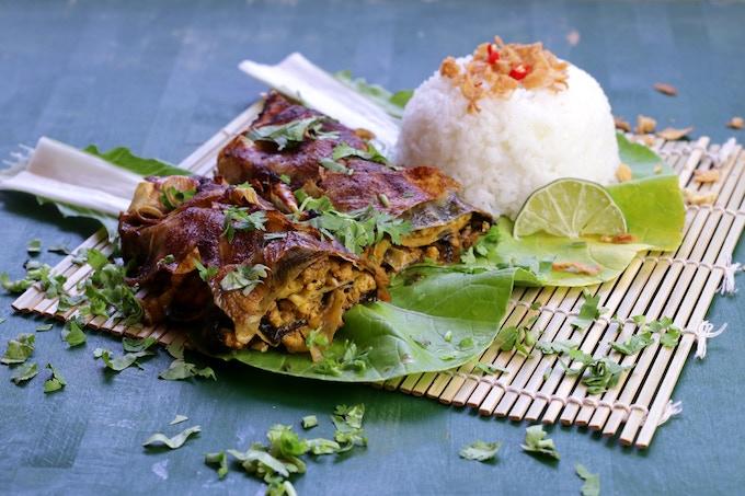 Assam Tofu-Fish