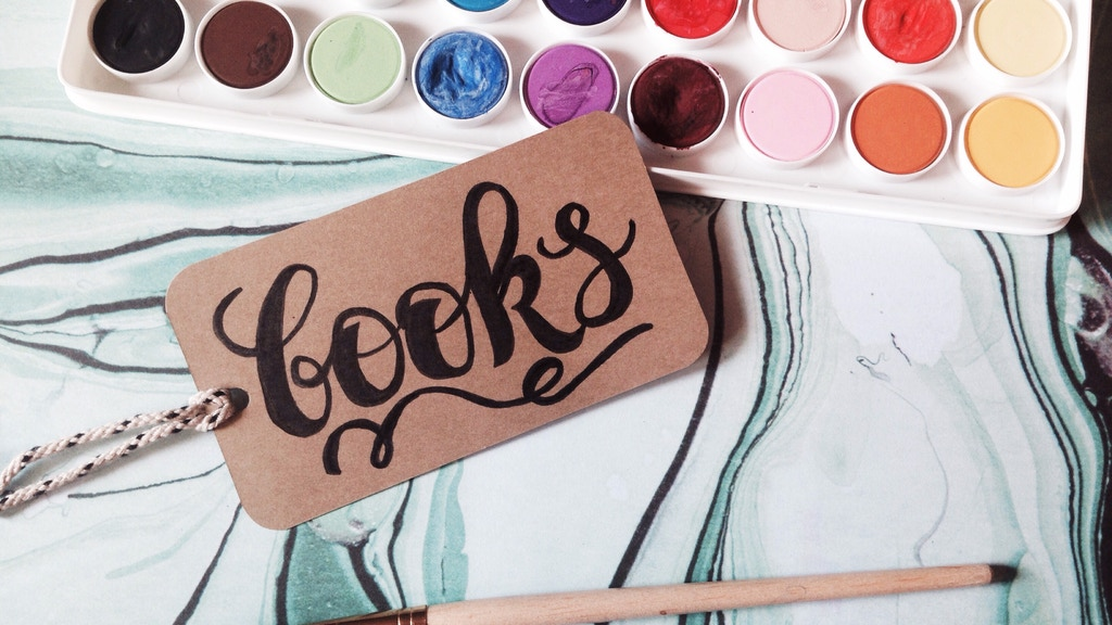 Lettering your Life - By Hand project video thumbnail