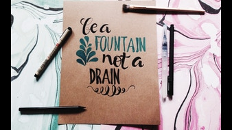 Lettering your Life - By Hand
