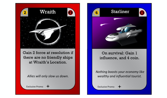 Limited Edition Promo Cards