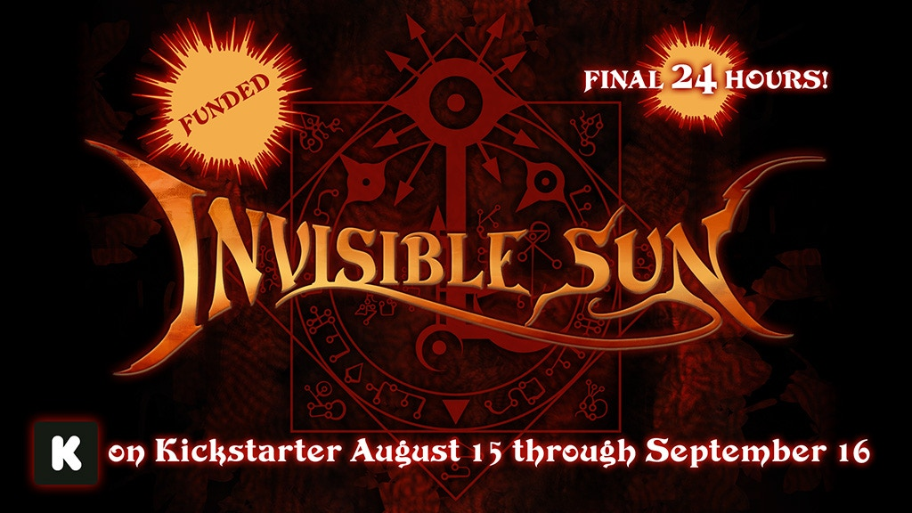 Invisible Sun project video thumbnail