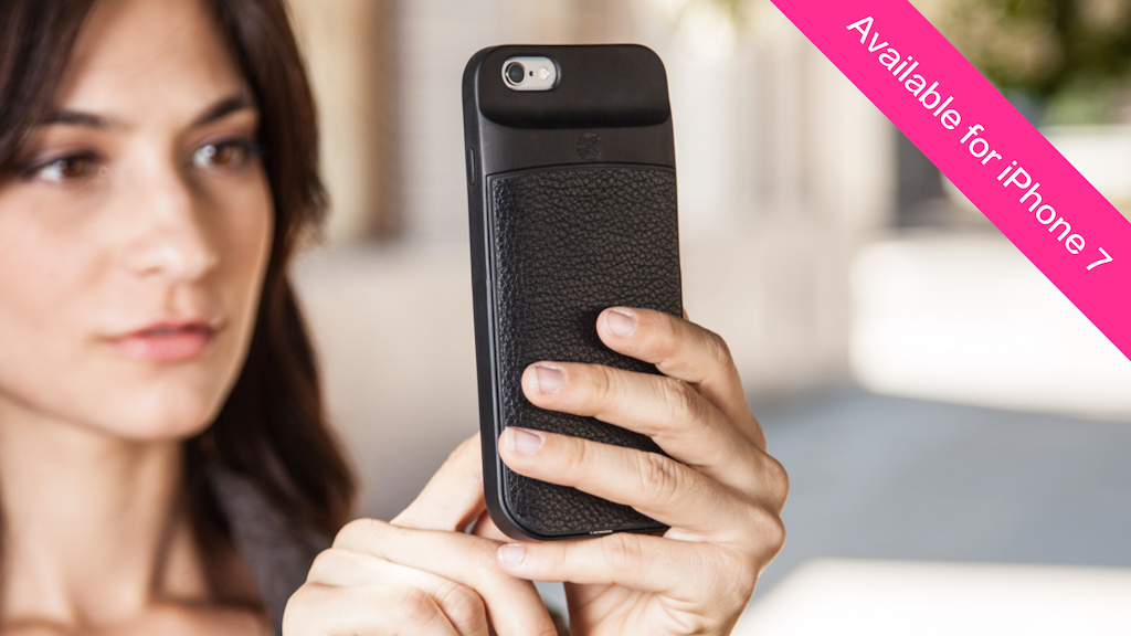 Ultimate iPhone Case - Extra Battery, Extra Memory & More project video thumbnail