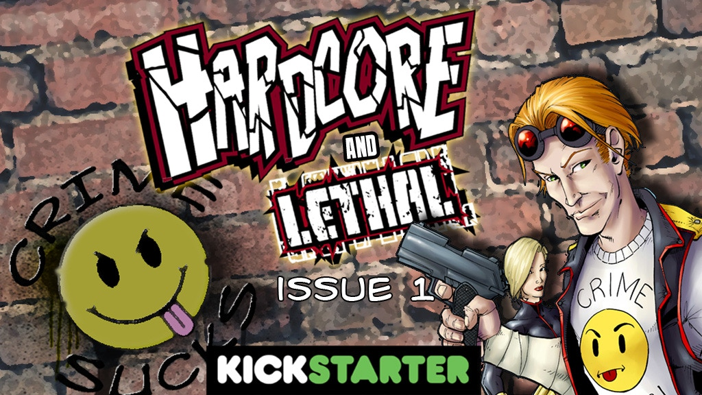 Hardcore & Lethal Issue 1 project video thumbnail