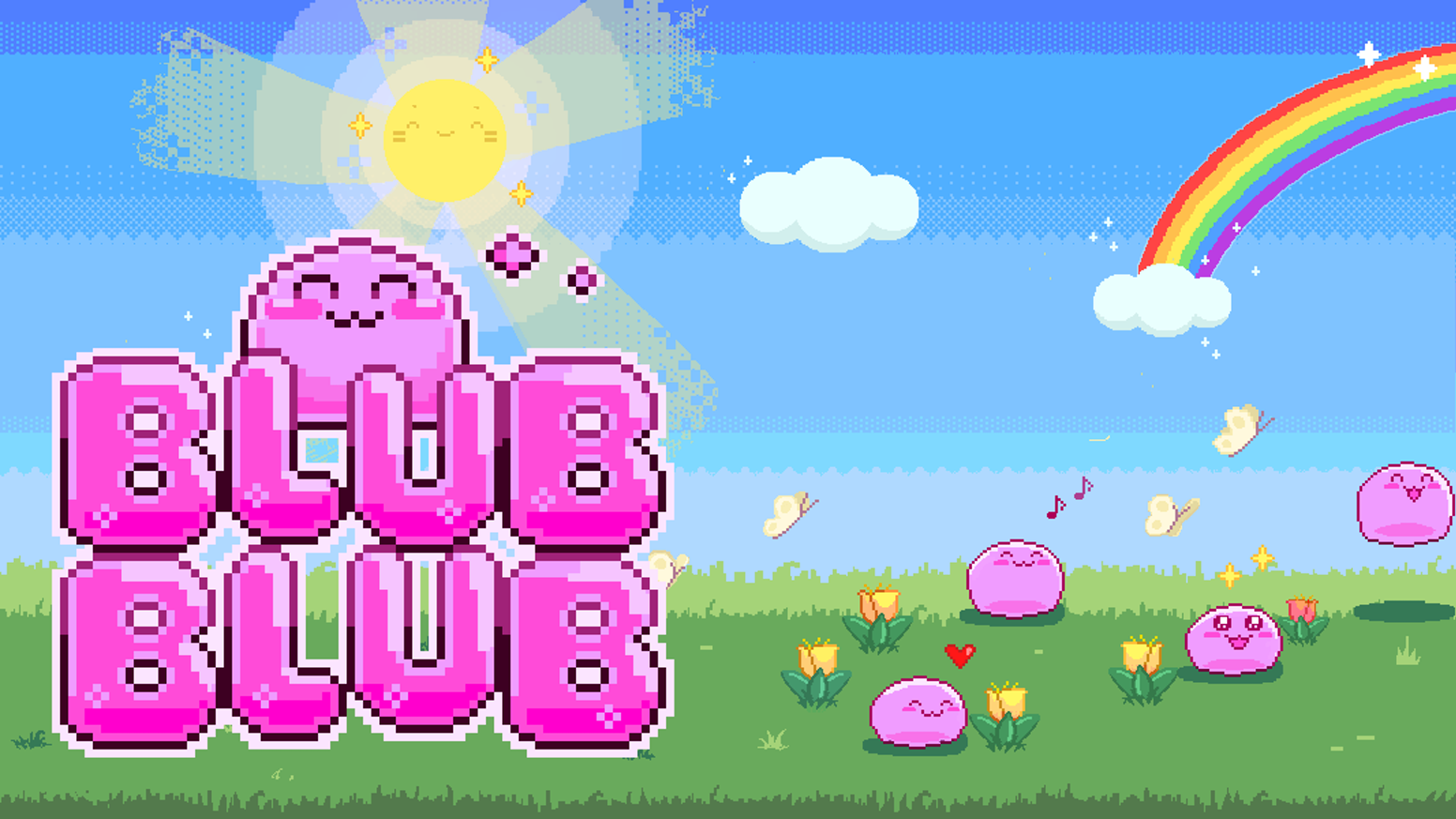 Girls Make Games Presents Blubblub Quest Of The Blob By