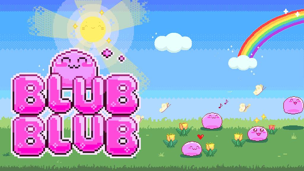 Girls Make Games Presents, BlubBlub: Quest of the Blob project video thumbnail