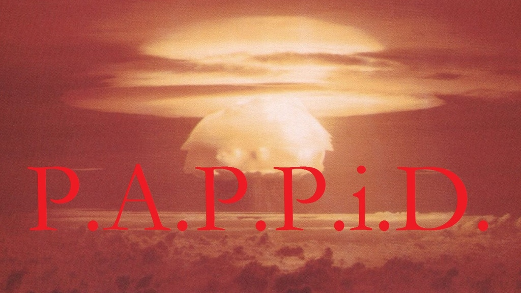 P.A.P.P.i.D.: Post Apocalyptic Pulitzer Prize in Drama project video thumbnail