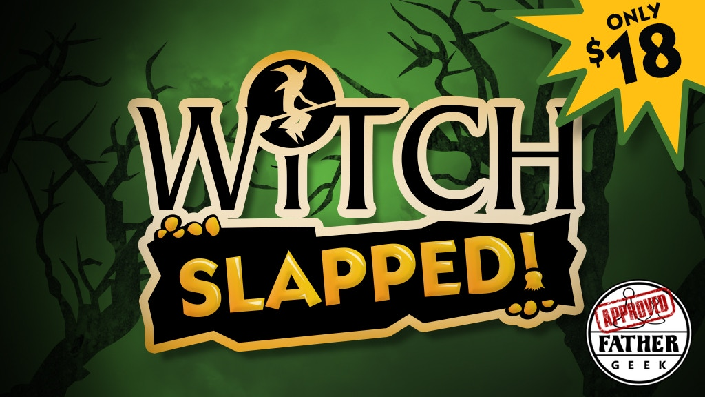 Witch SLAPPED! project video thumbnail