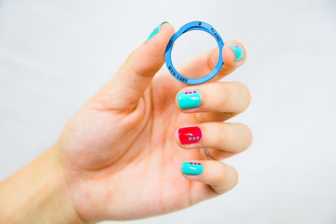 Blue Kii RING™