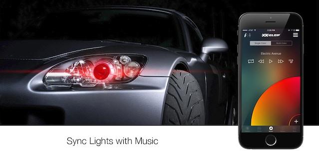 XKchrome: Reinventing Automotive Lighting by XK GLOW