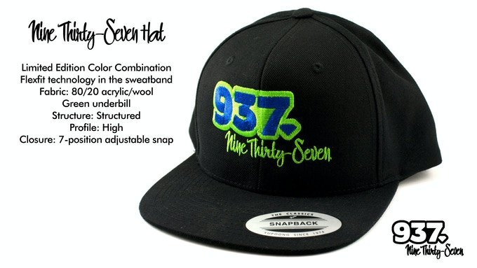 Nine Thirty-Seven Hat