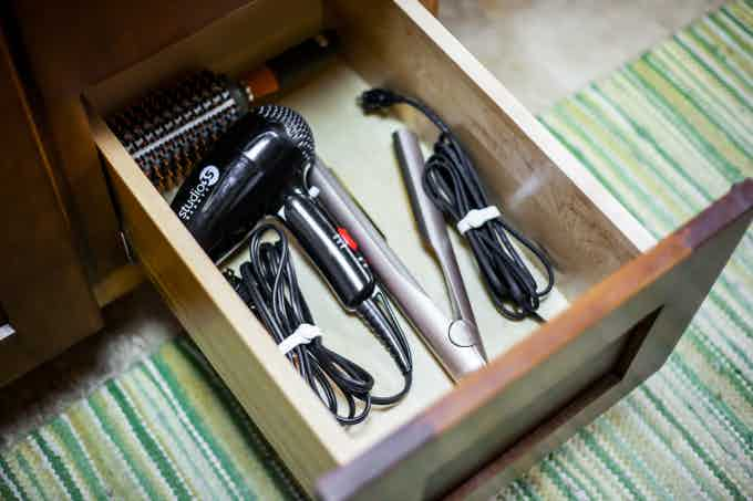 CLOOP XL & bathroom drawer