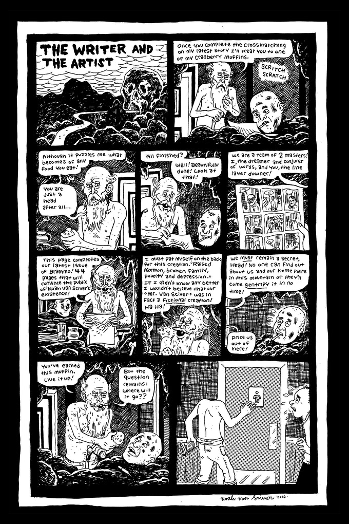 Page 44 from Blammo 9